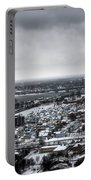 Queen City Winter Wonderland After The Storm Series 002 Portable Battery Charger