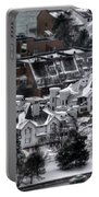 Queen City Winter Wonderland After The Storm Series 0028b Portable Battery Charger