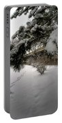 Queen City Winter Wonderland After The Storm Series 0029 Portable Battery Charger