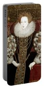 Queen Elizabeth I (1533-1603) Portable Battery Charger