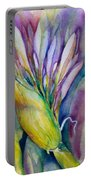 Queen Emma's Lily Blossom Portable Battery Charger