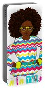 Queen In Training Portable Battery Charger