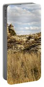 Queen Of Isalo  Madagascar Portable Battery Charger