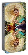 Queen Of Reflections Portable Battery Charger