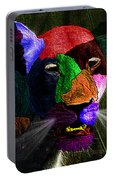 Queen Of The Jungle Featured In Harmony And Happiness-wildlife-nature Photography Groups Portable Battery Charger