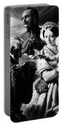 Queen Victoria & Son Portable Battery Charger