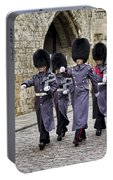 Queens Guard Portable Battery Charger