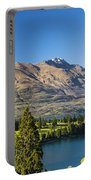 Queenstown Golf Club And Lake Wakatipu Portable Battery Charger