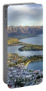 Queenstown Sunset Portable Battery Charger
