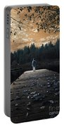 Quiet Moments Series Portable Battery Charger