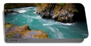 Quinault River Bend Portable Battery Charger