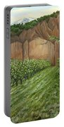 Quince Trees Portable Battery Charger