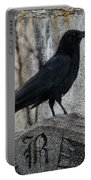 R Is For Raven Portable Battery Charger