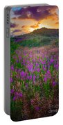Raabjerg Fireweeds Portable Battery Charger