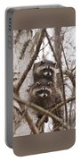 Raccoon Siblings Portable Battery Charger
