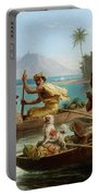 Race To The Market Tahiti Portable Battery Charger