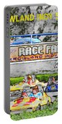 Racing Dreams Portable Battery Charger