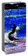 Rad Skimboarder Portable Battery Charger