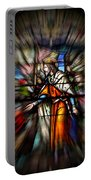 Radiant Jesus Portable Battery Charger