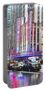 Radio City Music Hall New York City - 2 Portable Battery Charger