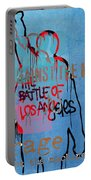 Rage Against The Machine Portable Battery Charger