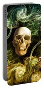 Raging Wars Of Pirates Past Portable Battery Charger