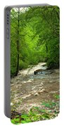 Raging Waters - West Virginia Backroad Portable Battery Charger