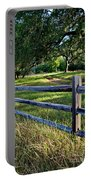 Rail Fence Scenic II Portable Battery Charger