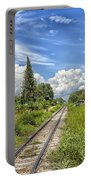 Railroad Track Portable Battery Charger