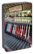 Railway Signal Box Portable Battery Charger