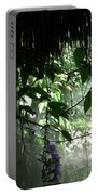 Rain Forest Overhang Portable Battery Charger