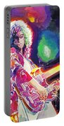 Rain Song Jimmy Page Portable Battery Charger
