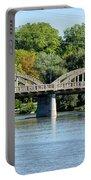 Rainbow Arch Bridge Portable Battery Charger