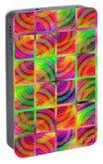 Rainbow Bliss 3 - Over The Rainbow V Portable Battery Charger
