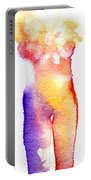 Rainbow Body Of Light Portable Battery Charger