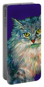 Rainbow Cat Portable Battery Charger