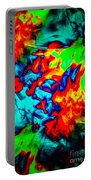 Rainbow Dye Portable Battery Charger