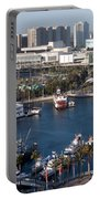 Rainbow Harbor Long Beach Portable Battery Charger