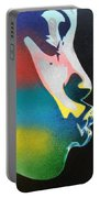 Rainbow Kiss Portable Battery Charger