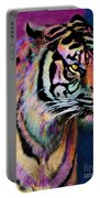 Rainbow Tiger Portable Battery Charger