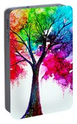 Rainbow Tree Portable Battery Charger