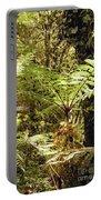 Rainforest Color Portable Battery Charger
