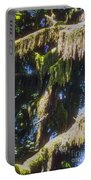 Rainforest Cover Portable Battery Charger