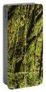 Rainforest Vines Portable Battery Charger