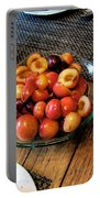 Rainier Cherries - Yummy Portable Battery Charger