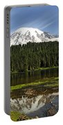 Rainier's Reflection Portable Battery Charger