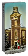 Raintree County Courthouse Portable Battery Charger