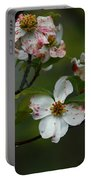 Rainy Day Dogwood Portable Battery Charger