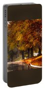 Rainy Day Path Portable Battery Charger