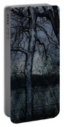Rainy Days And Mondays- Feature-barns Big And Small-visions Of The Night-photography And Textures Portable Battery Charger
